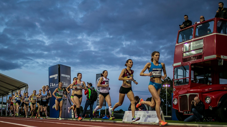 2017 Women's race